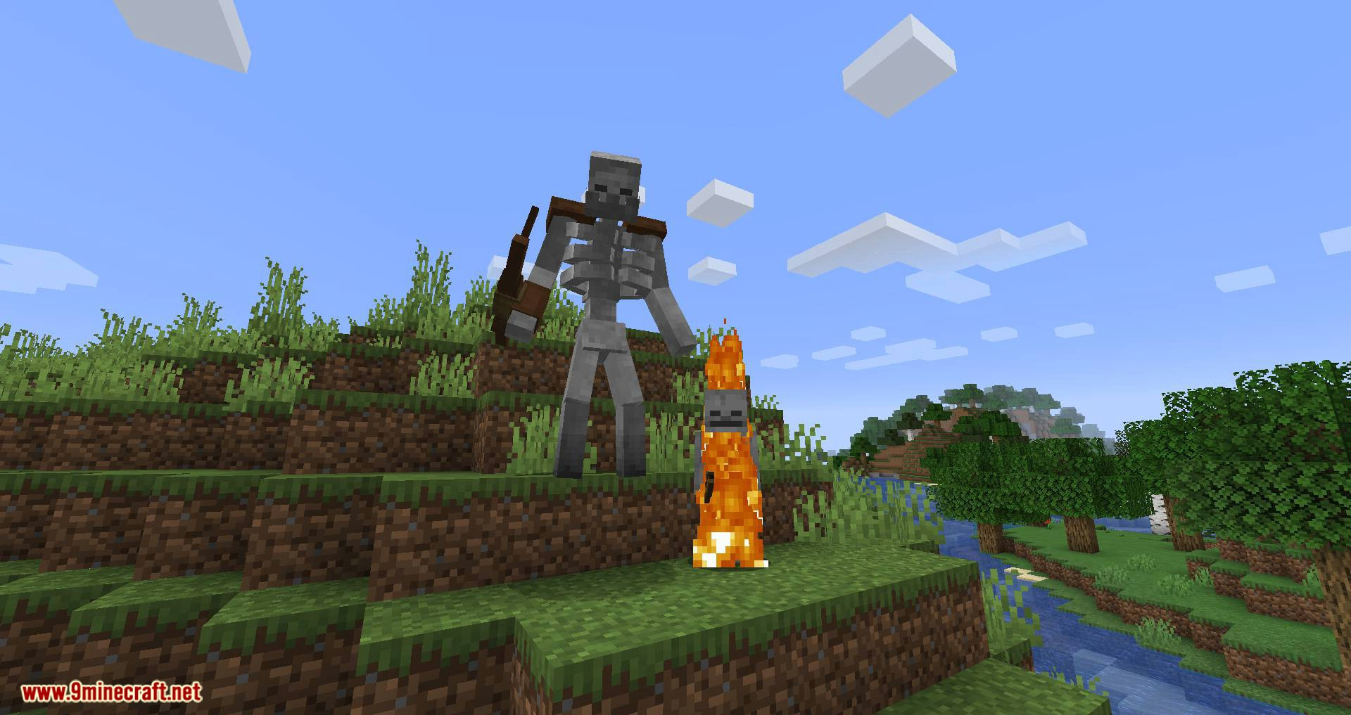 Mutant Beasts mod for minecraft 01
