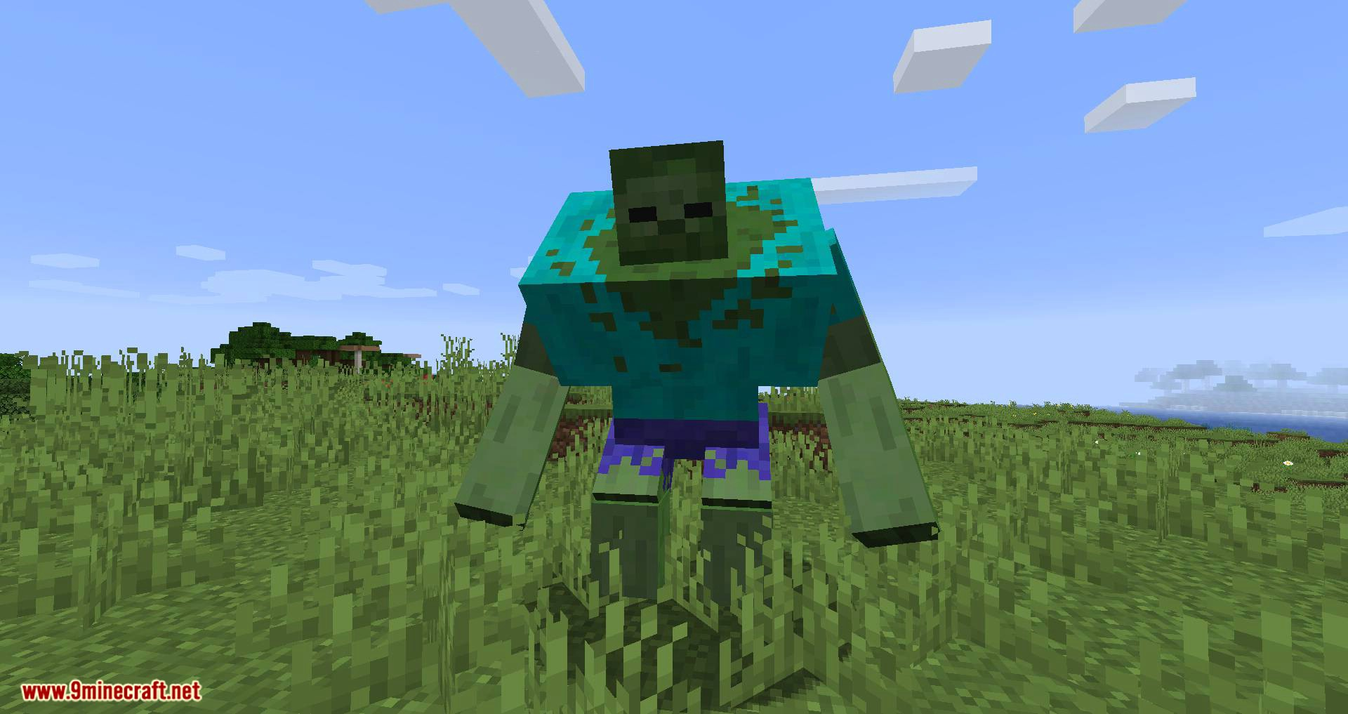 Mutant Beasts mod for minecraft 02