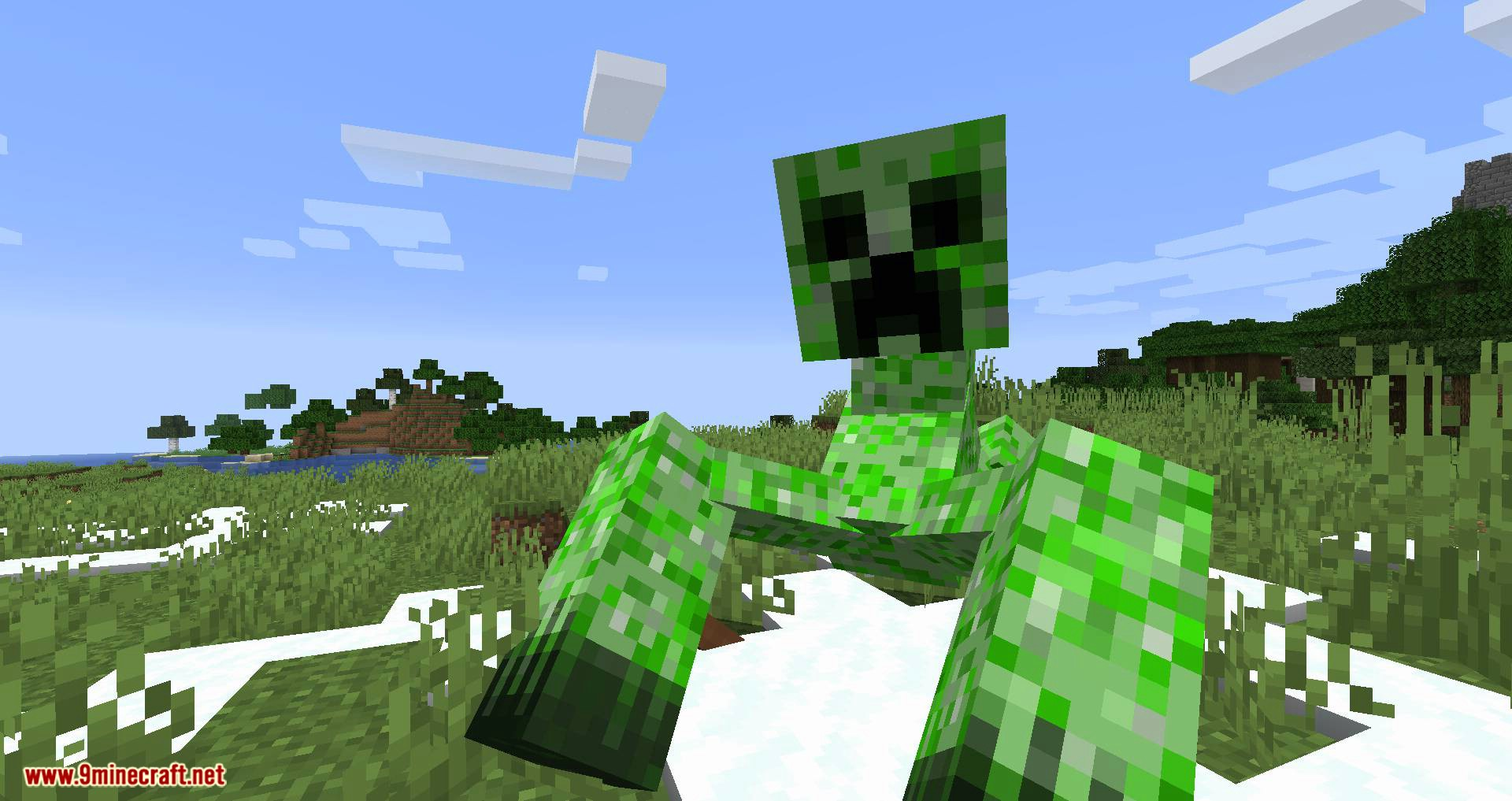 Mutant Beasts mod for minecraft 07
