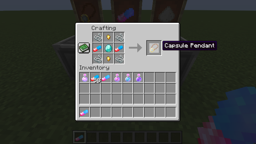 Potion Capsule mod for minecraft 28