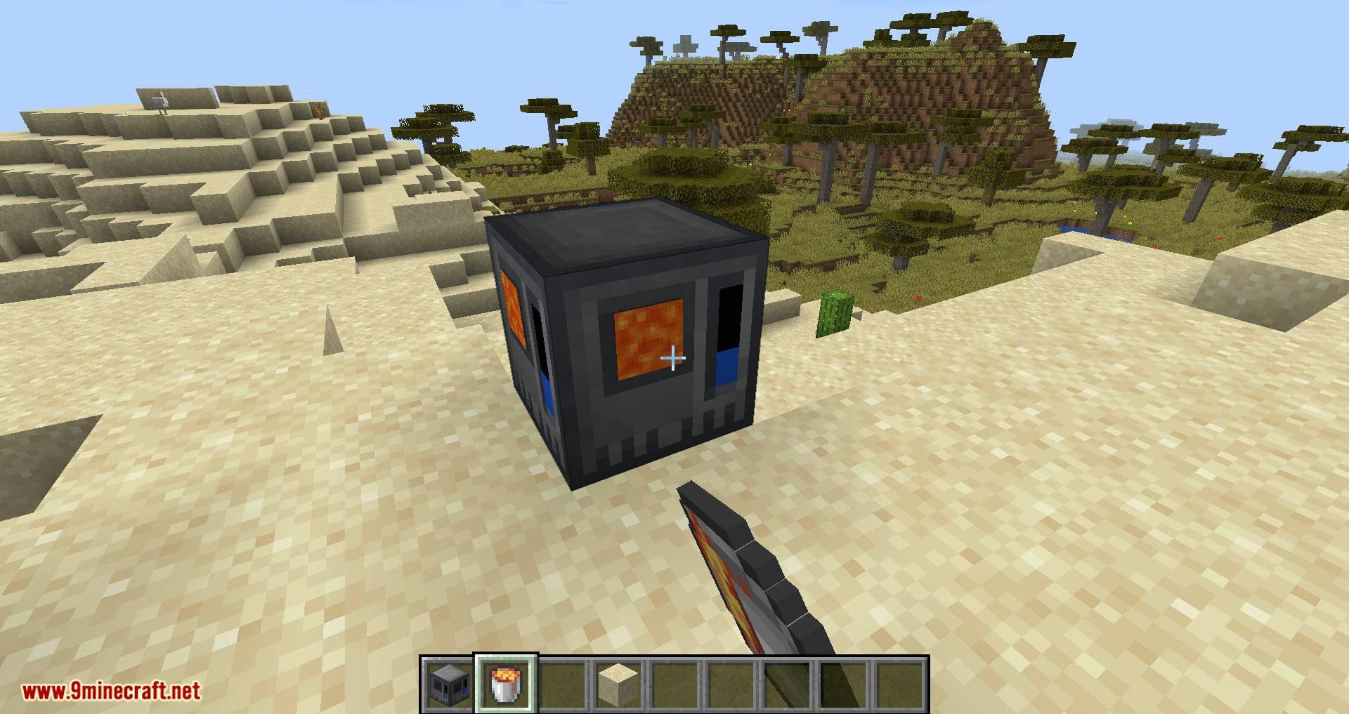 RFTools Utility mod for minecraft 05