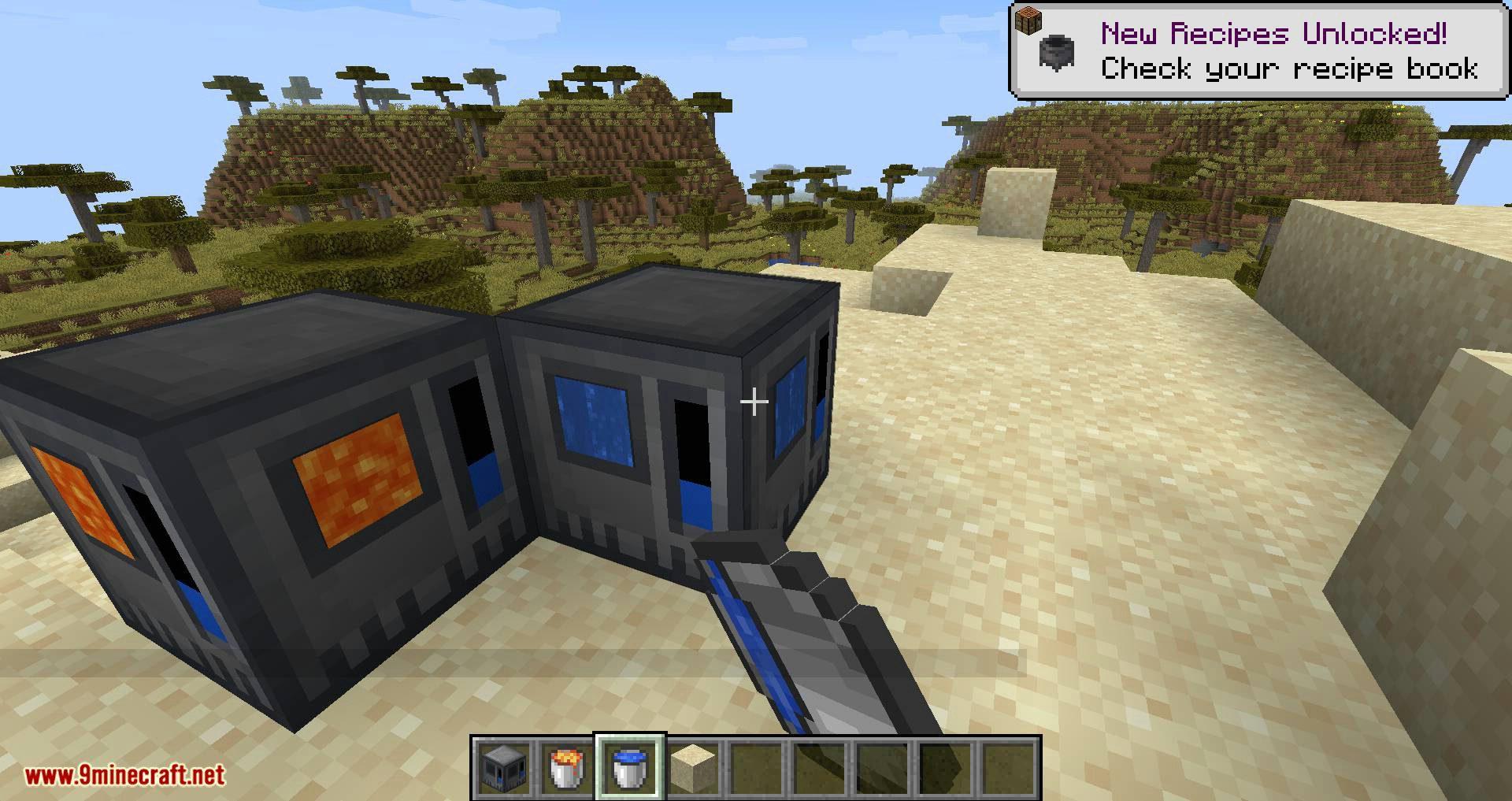 RFTools Utility mod for minecraft 06