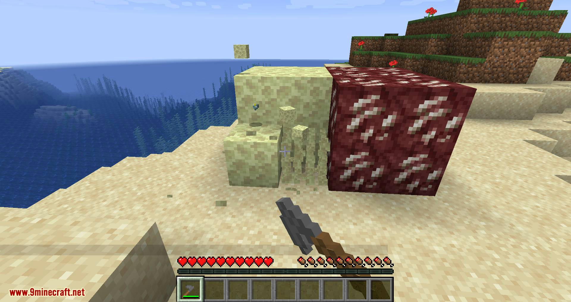 Resourceful Tools mod for minecraft 07