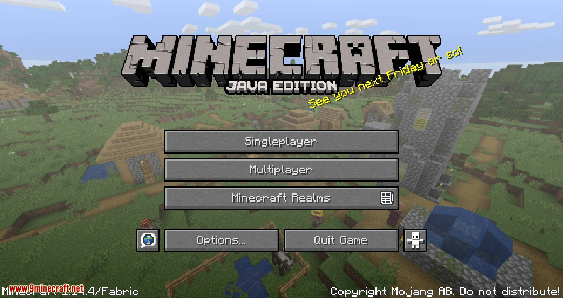 Runorama mod for minecraft 04