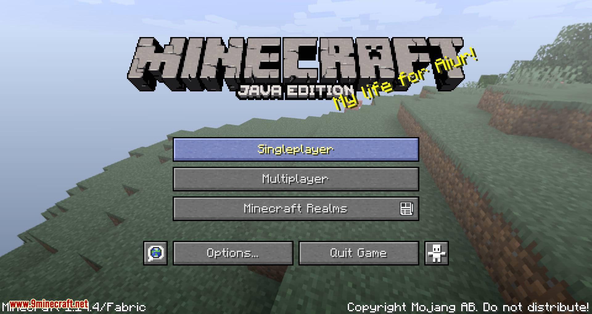 Runorama mod for minecraft 06