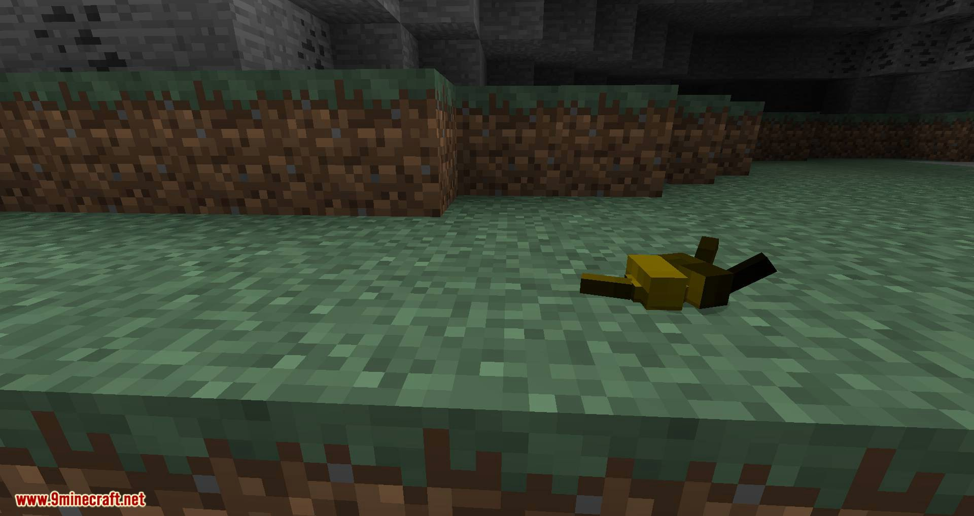 Scape and Run Parasites mod for minecraft 08