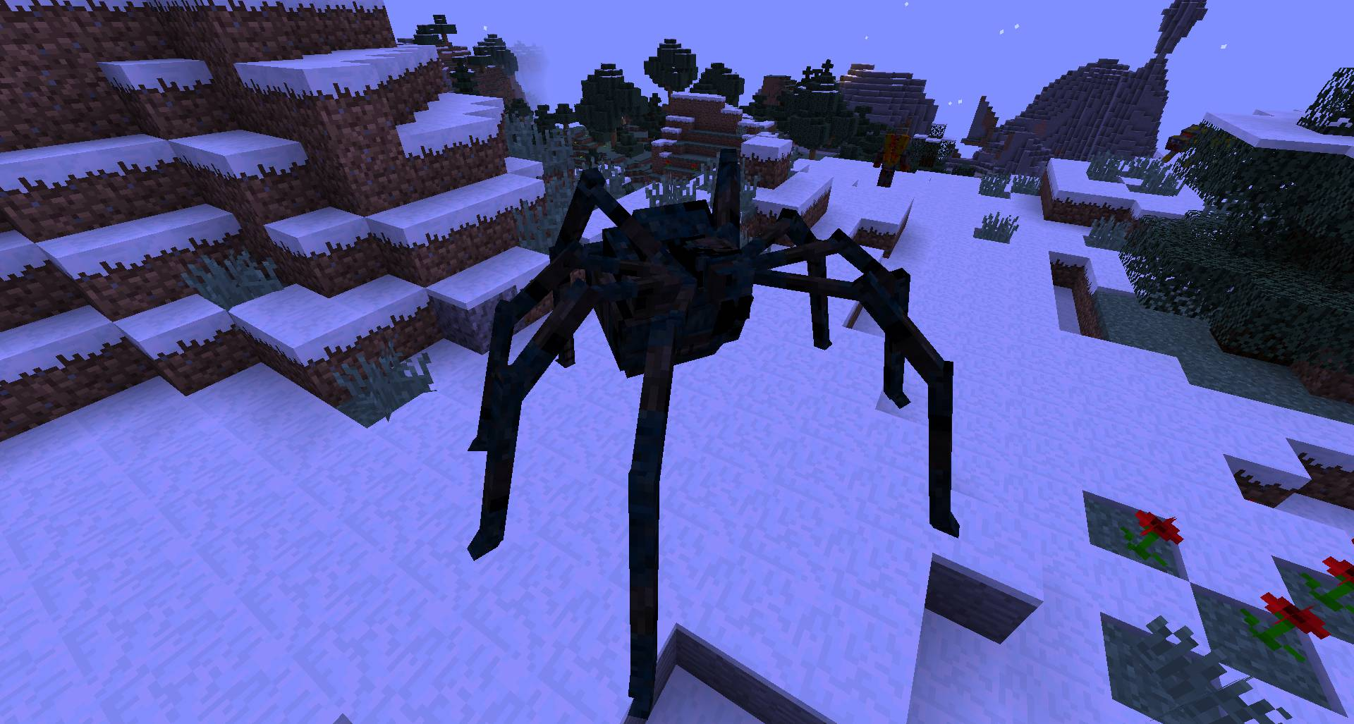 Scape and Run Parasites mod for minecraft 22