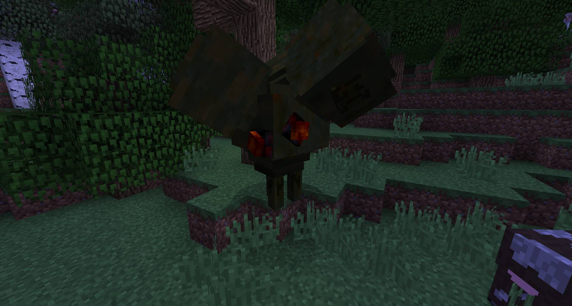 Scape and Run Parasites mod for minecraft 27