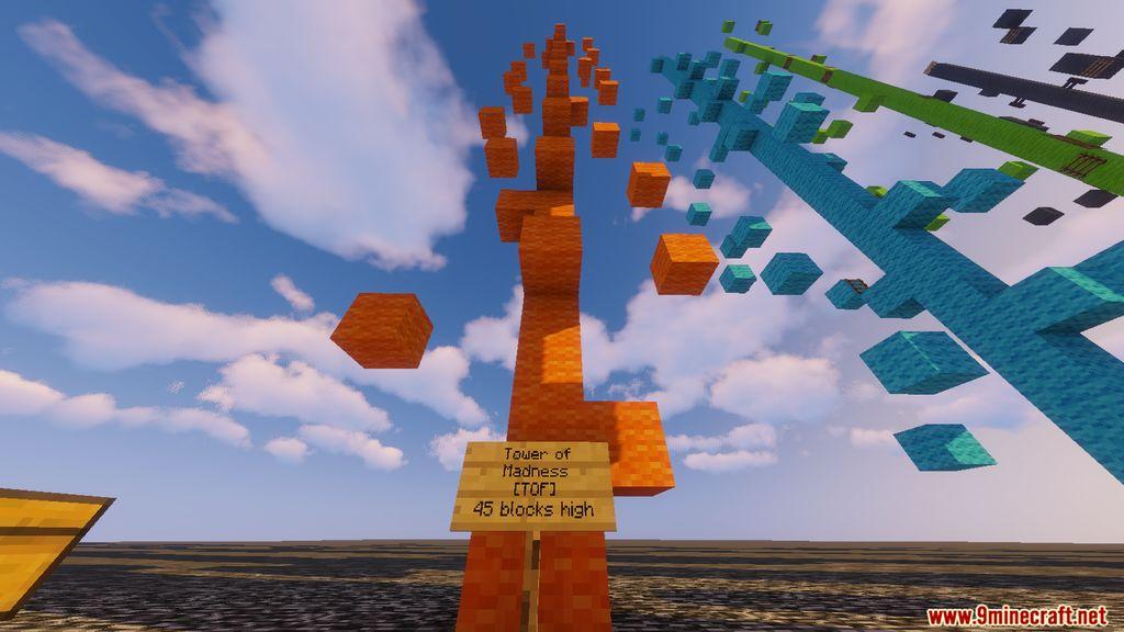 Simple Towers Map Screenshots (2)
