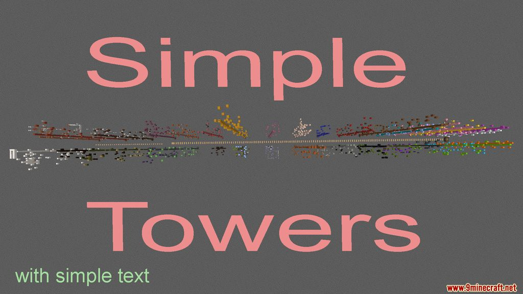 Simple Towers Map Thumbnail