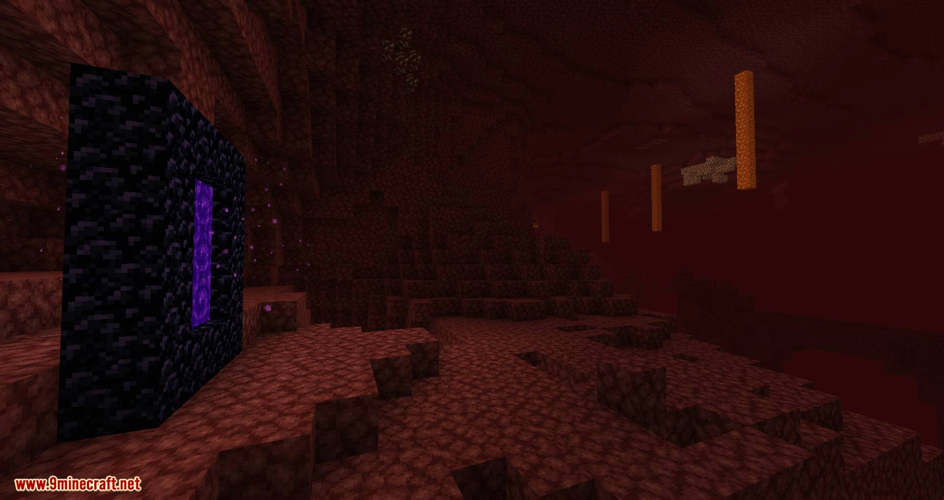 Smaller Nether Portals mod for minecraft 03