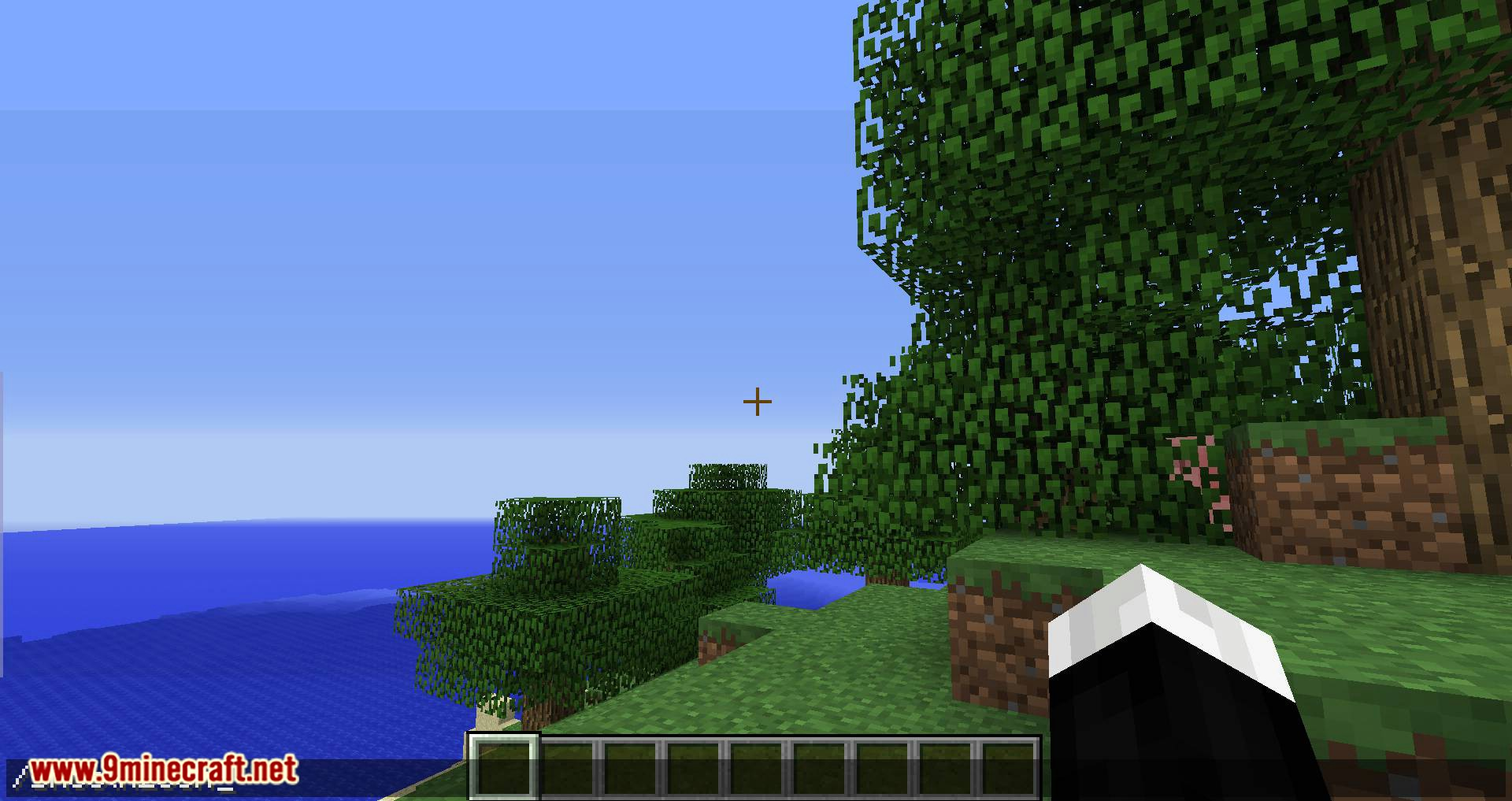 Smooth Zoom mod for minecraft 04