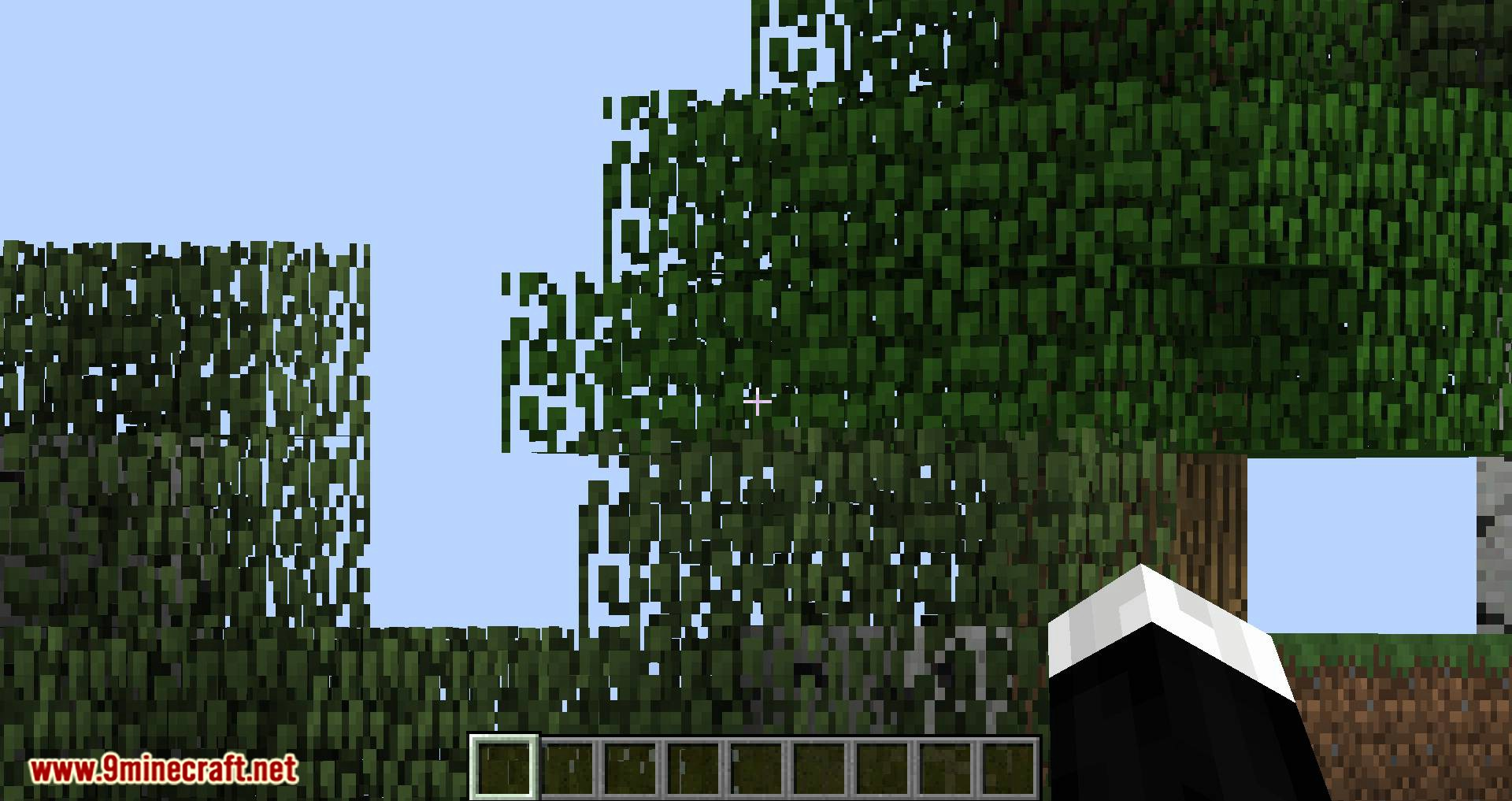 Smooth Zoom mod for minecraft 07