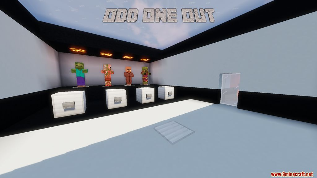 The Odd One Out Map Thumbnail