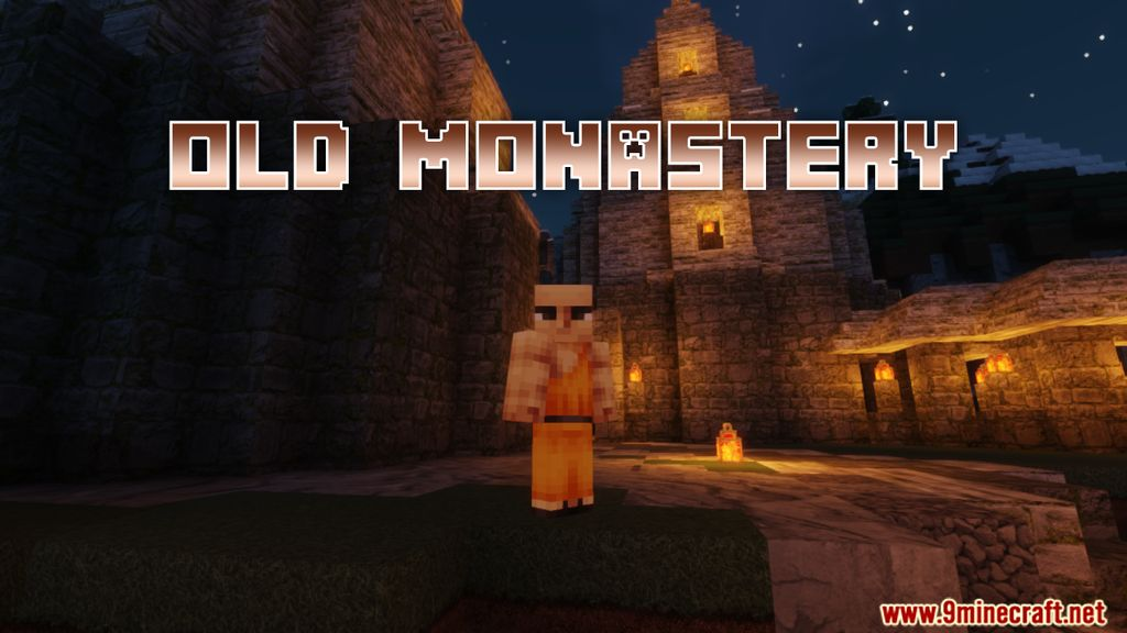 The Old Monastery Map Thumbnail