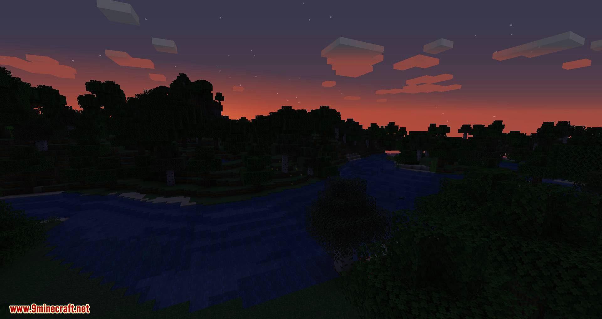 True Darkness mod for minecraft 01