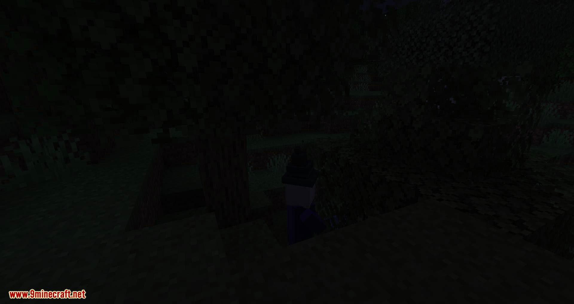 True Darkness mod for minecraft 04