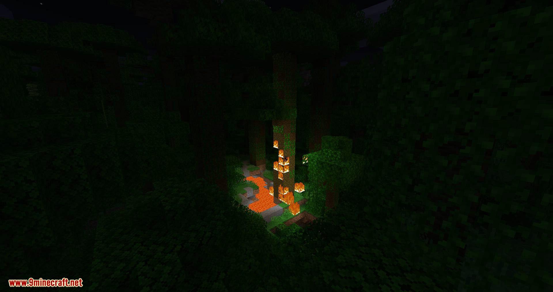 True Darkness mod for minecraft 05
