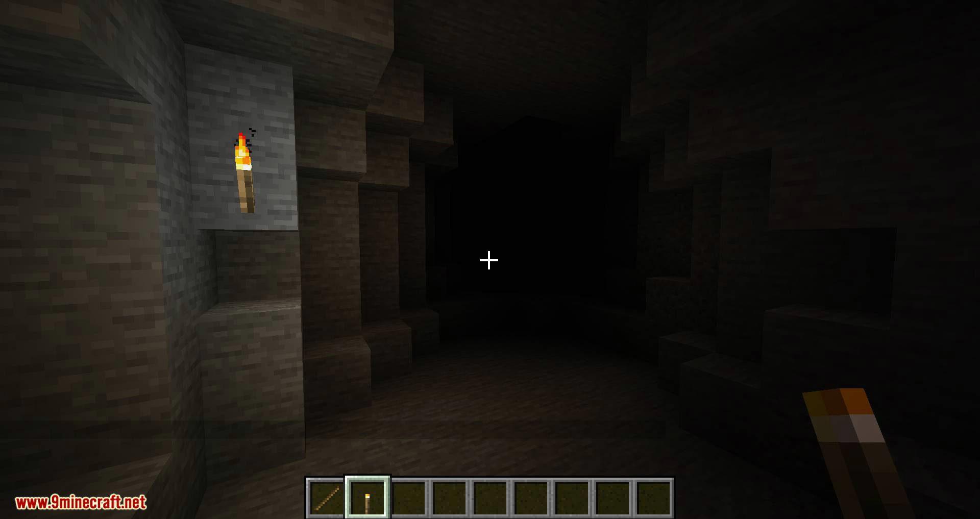 True Darkness mod for minecraft 11