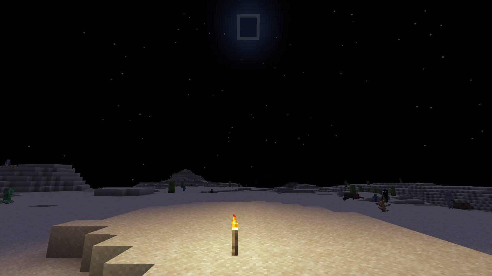 True Darkness mod for minecraft 22