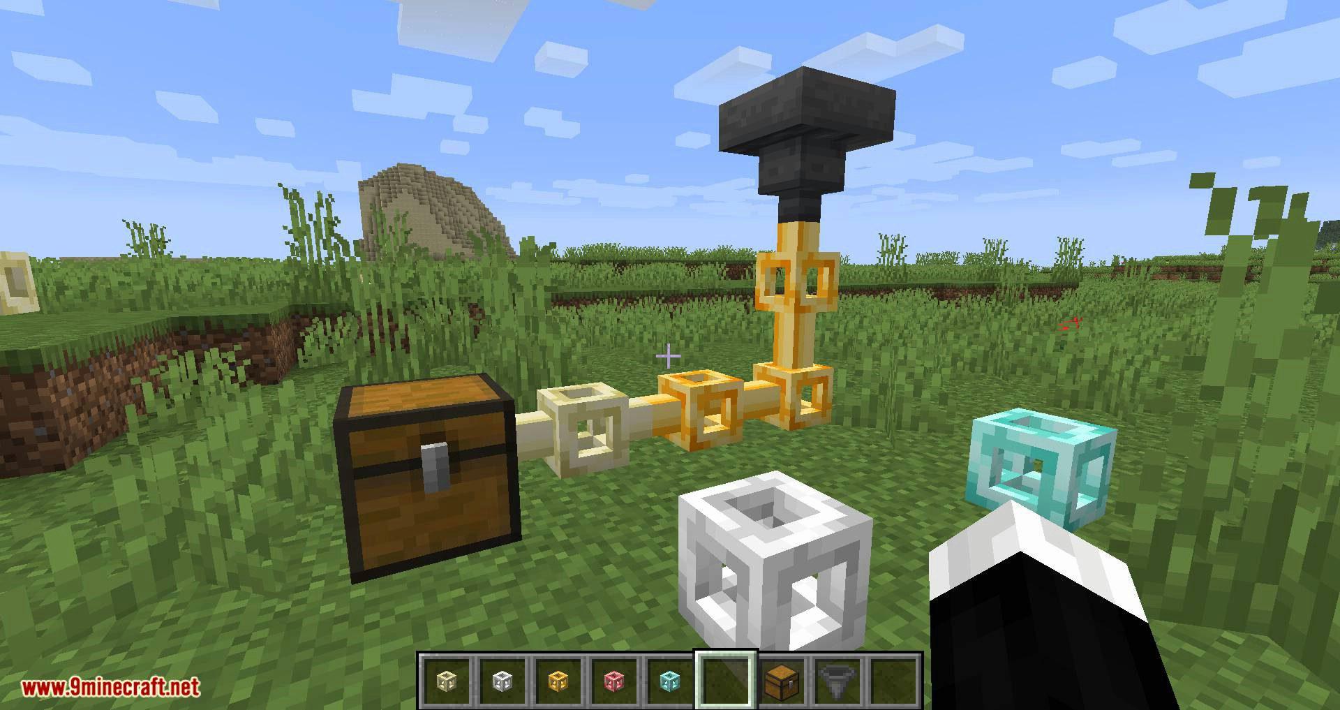 Tubes Reloaded mod for minecraft 03
