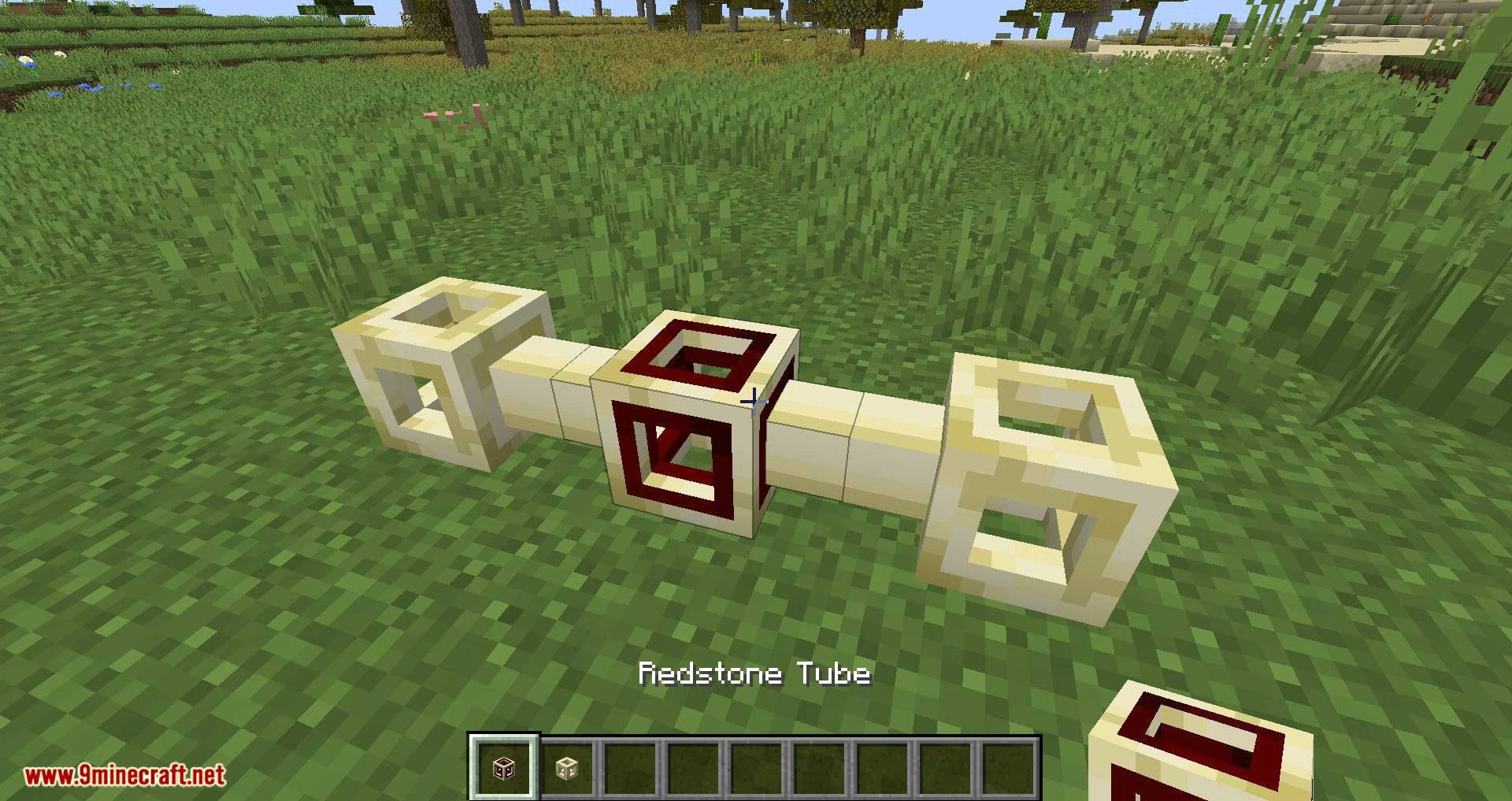 Tubes Reloaded mod for minecraft 05