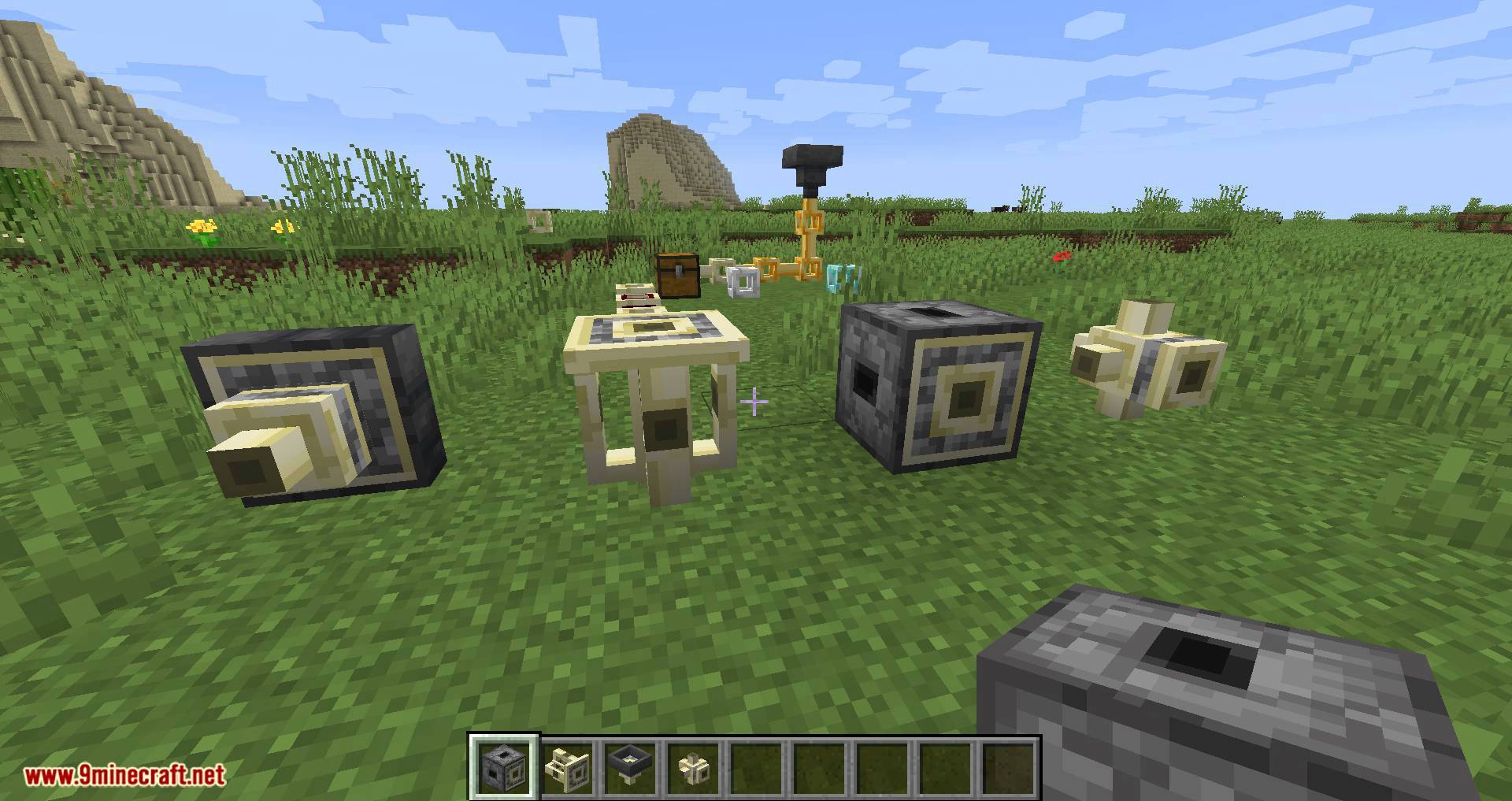 Tubes Reloaded mod for minecraft 06