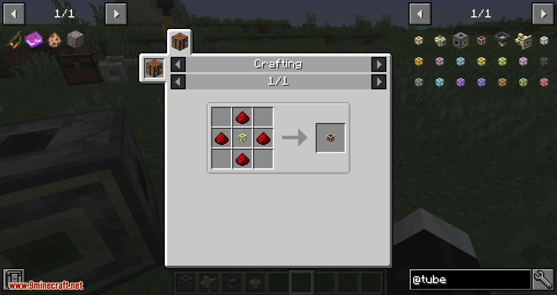 Tubes Reloaded mod for minecraft 10