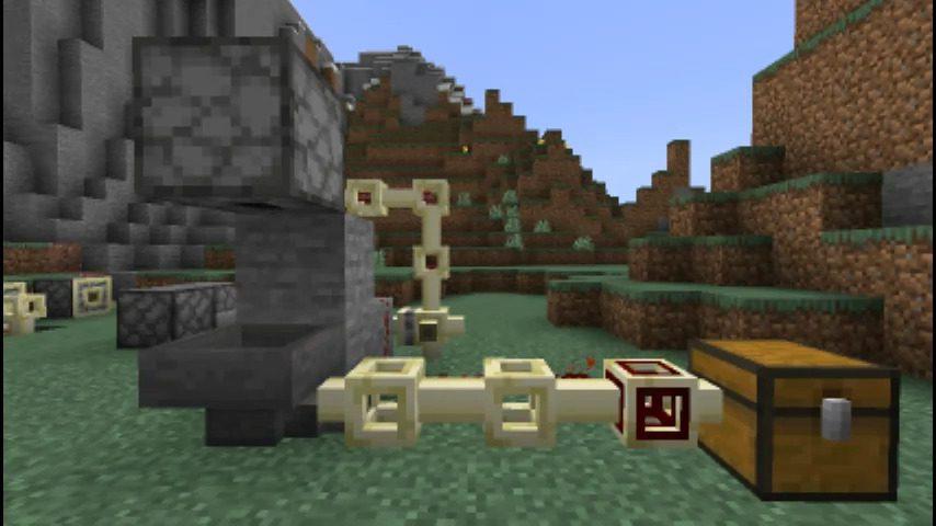 Tubes Reloaded mod for minecraft 24
