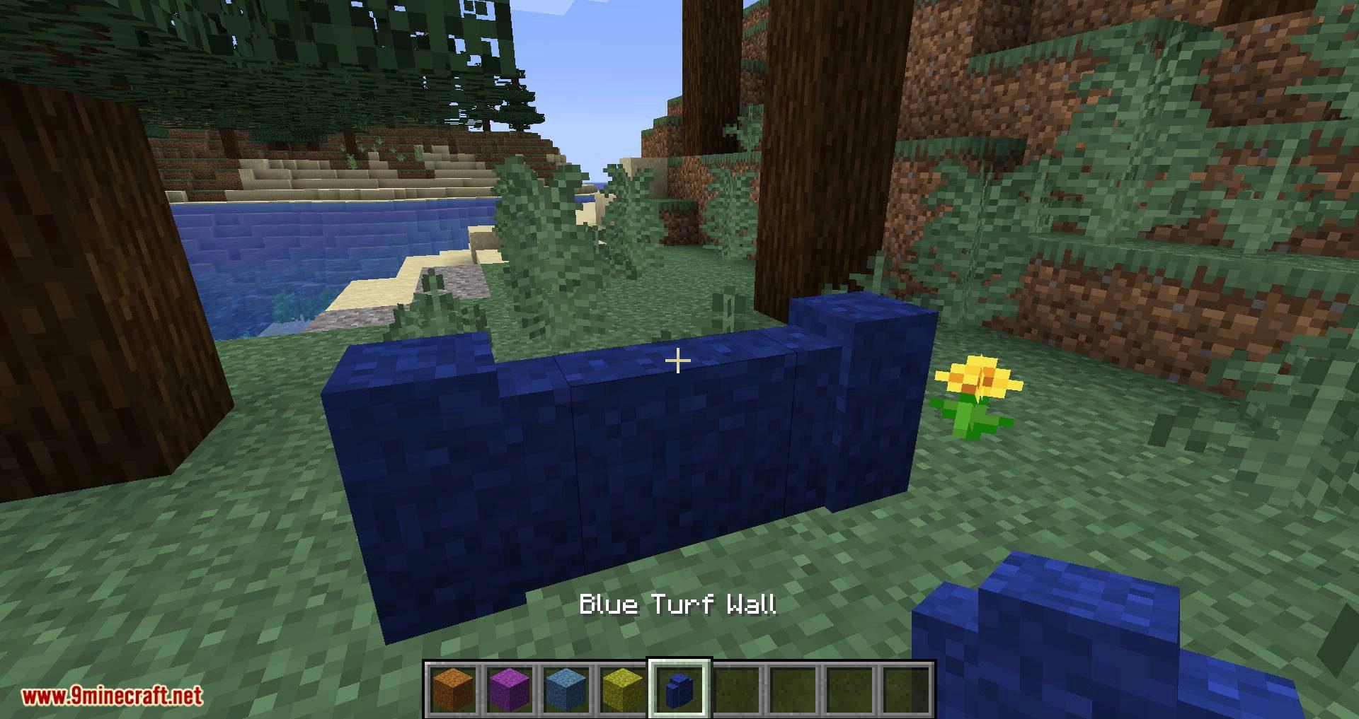 Turf mod for minecraft 05