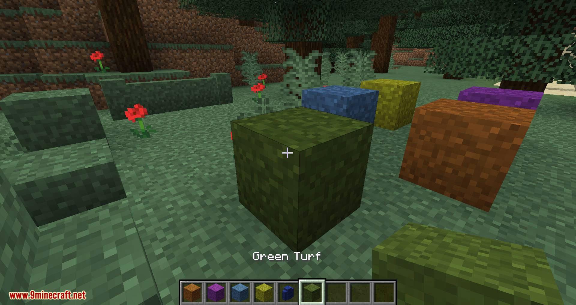 Turf mod for minecraft 06