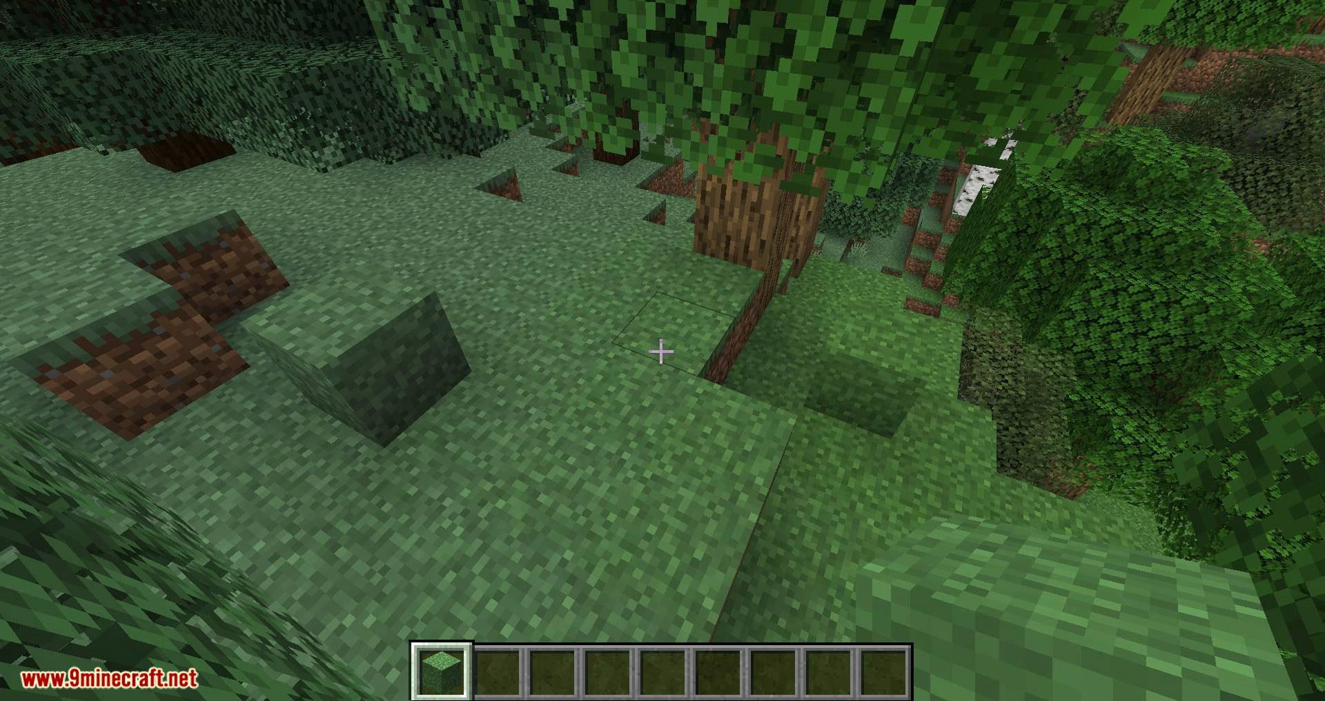 Turf mod for minecraft 10