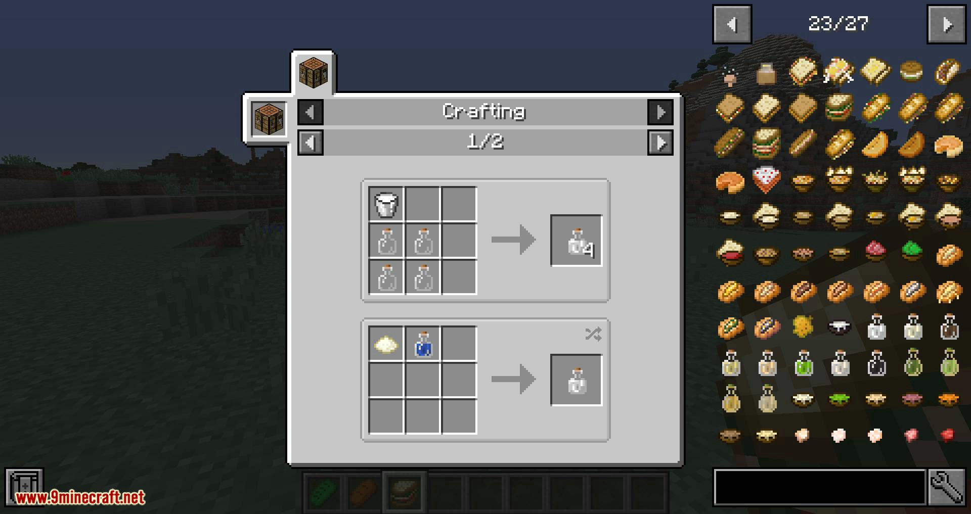 Vanilla Food Pantry Mod for minecraft 10