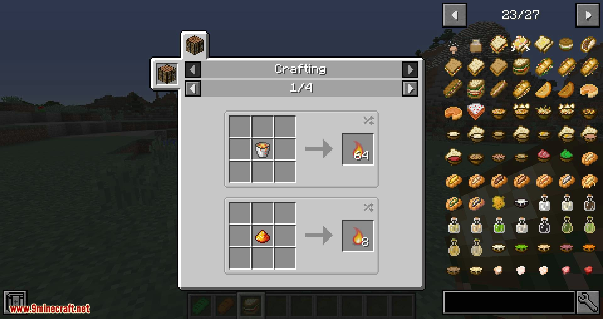 Vanilla Food Pantry Mod for minecraft 11