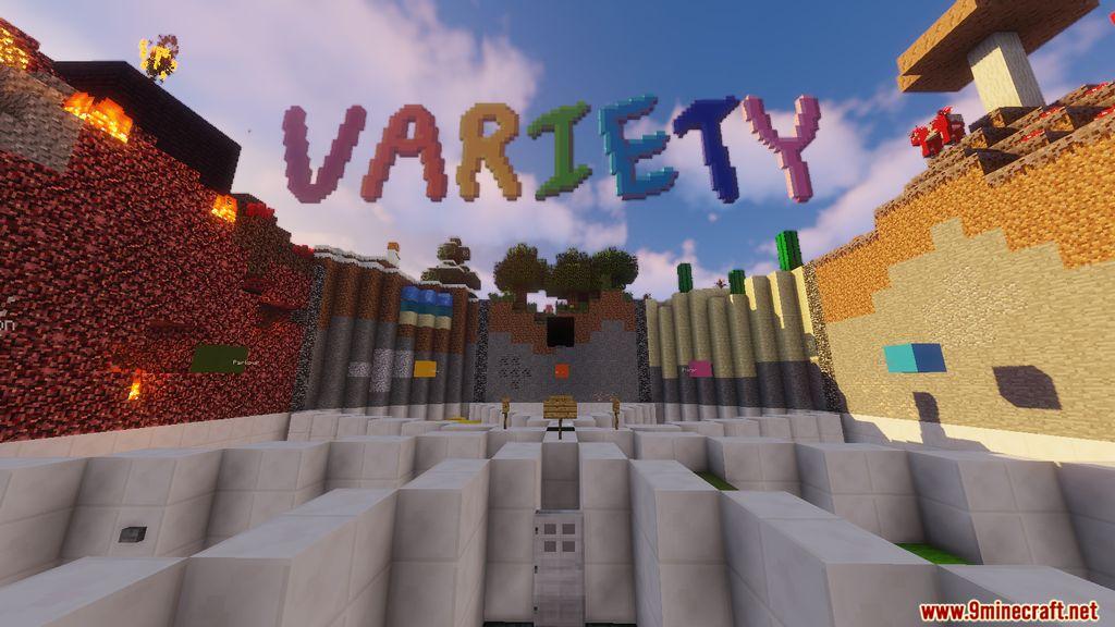 Variety Map Screenshots (1)