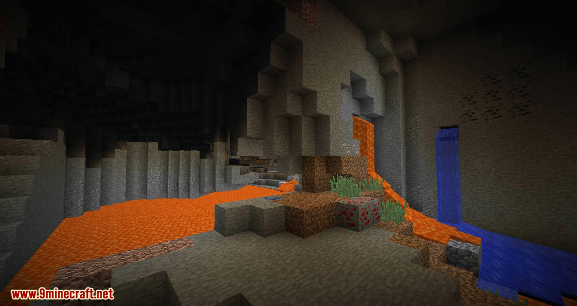 YUNG_s Better Caves mod for minecraft 10
