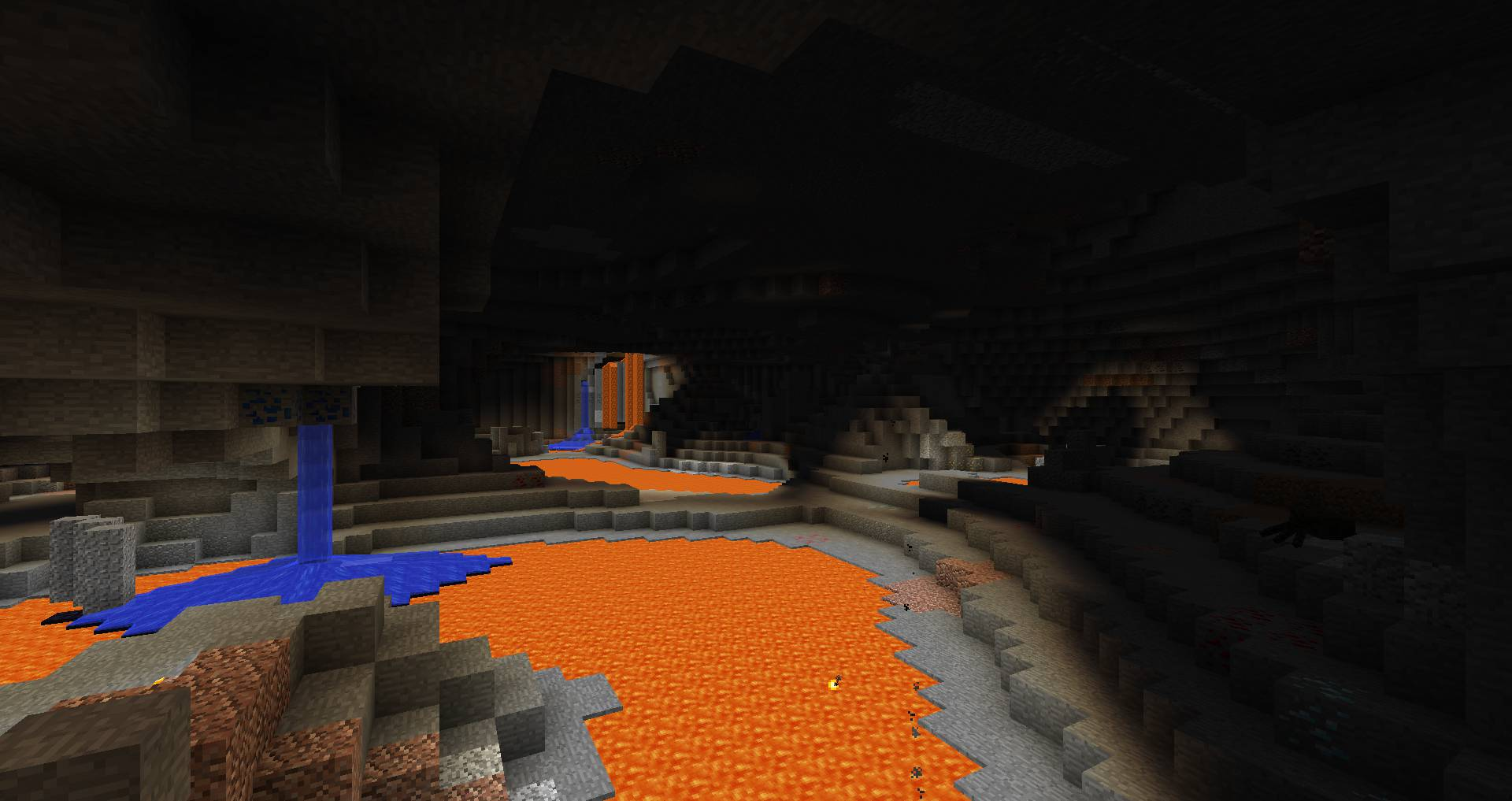 YUNG_s Better Caves mod for minecraft 21