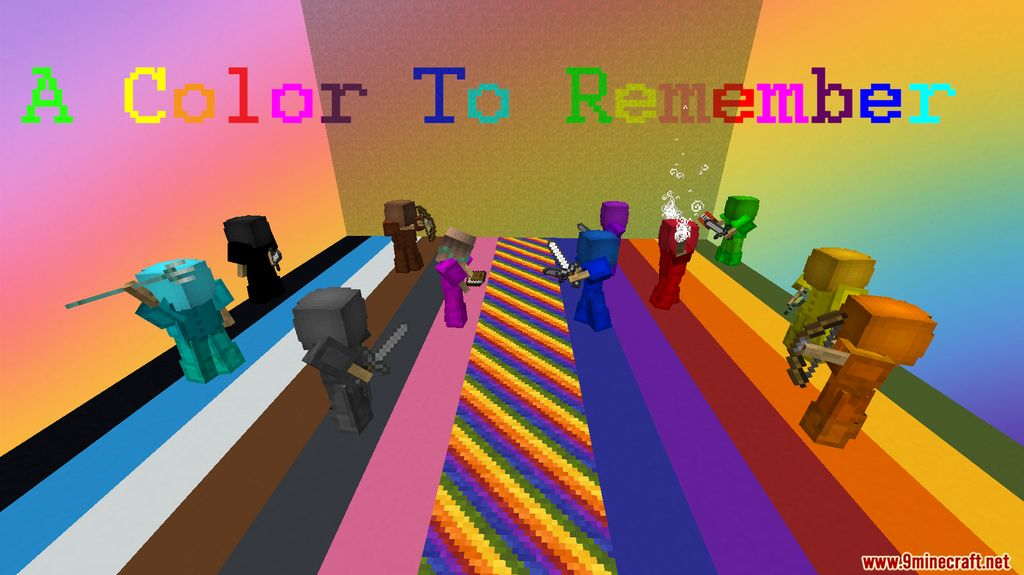 A Color To Remember Map Thumbnail