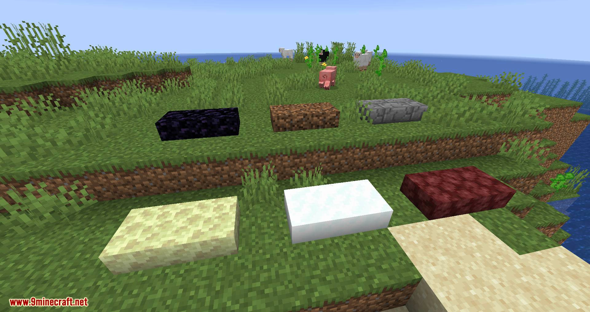 Absent by Design mod for minecraft 03
