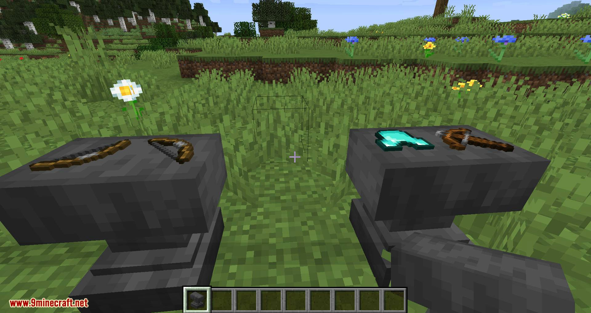 Anvil Tweaks mod for minecraft 07