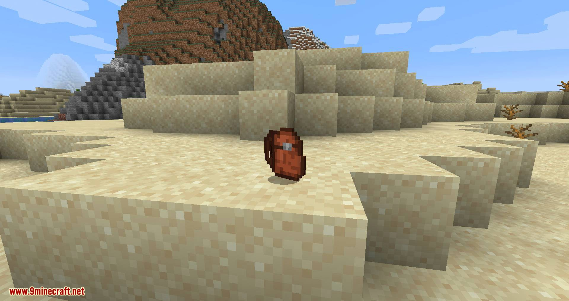 Backpacked mod for minecraft 02