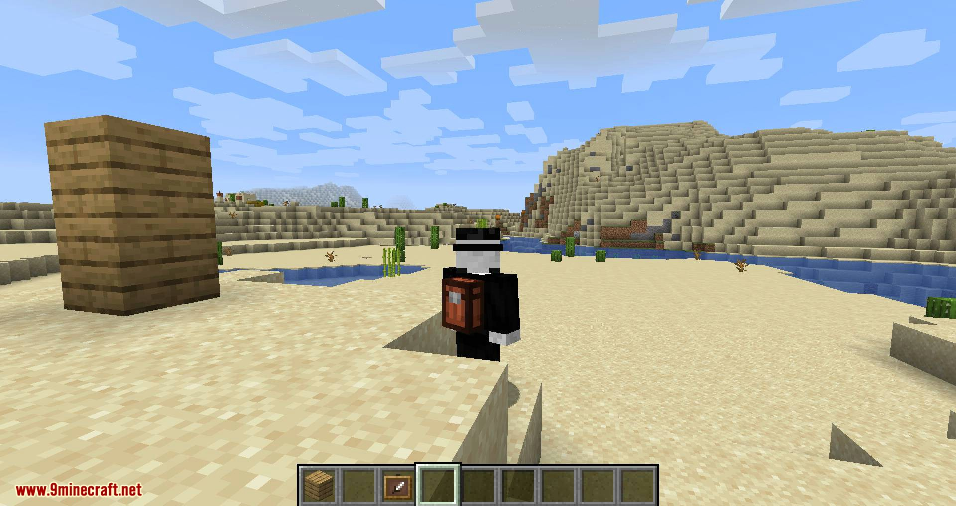 Backpacked mod for minecraft 03