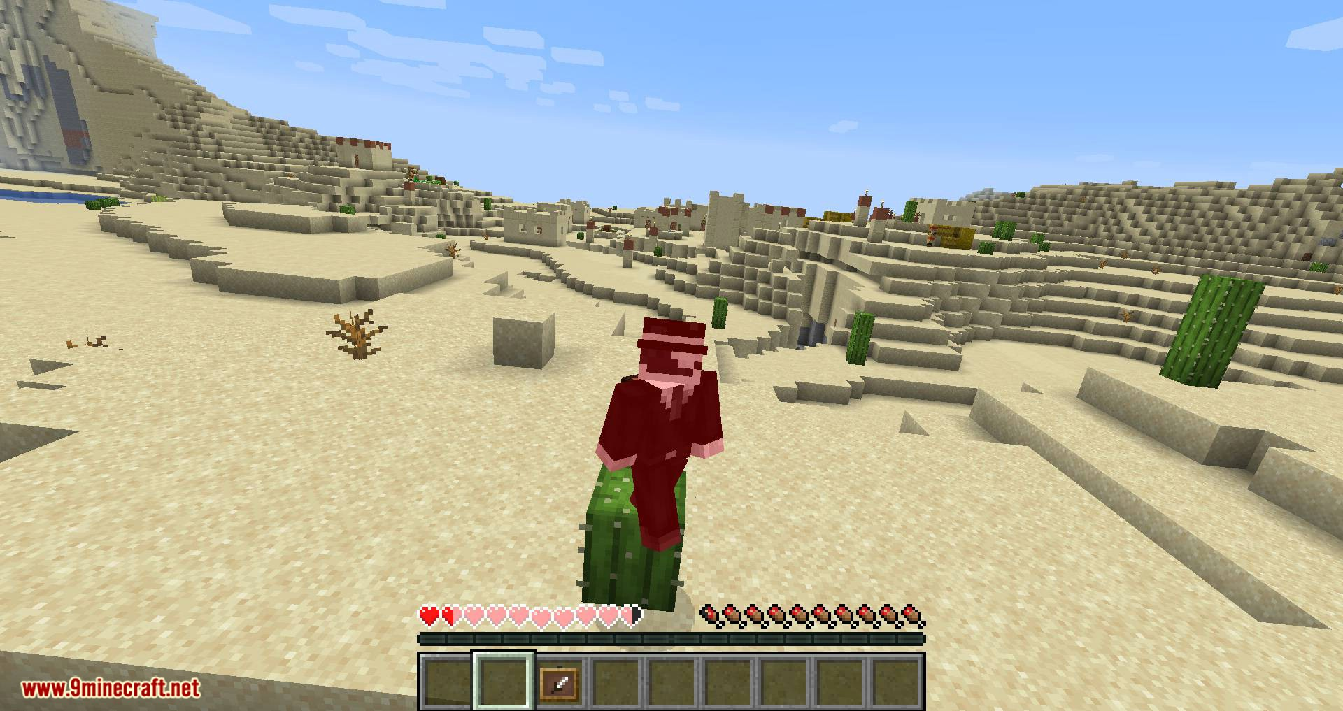 Backpacked mod for minecraft 09