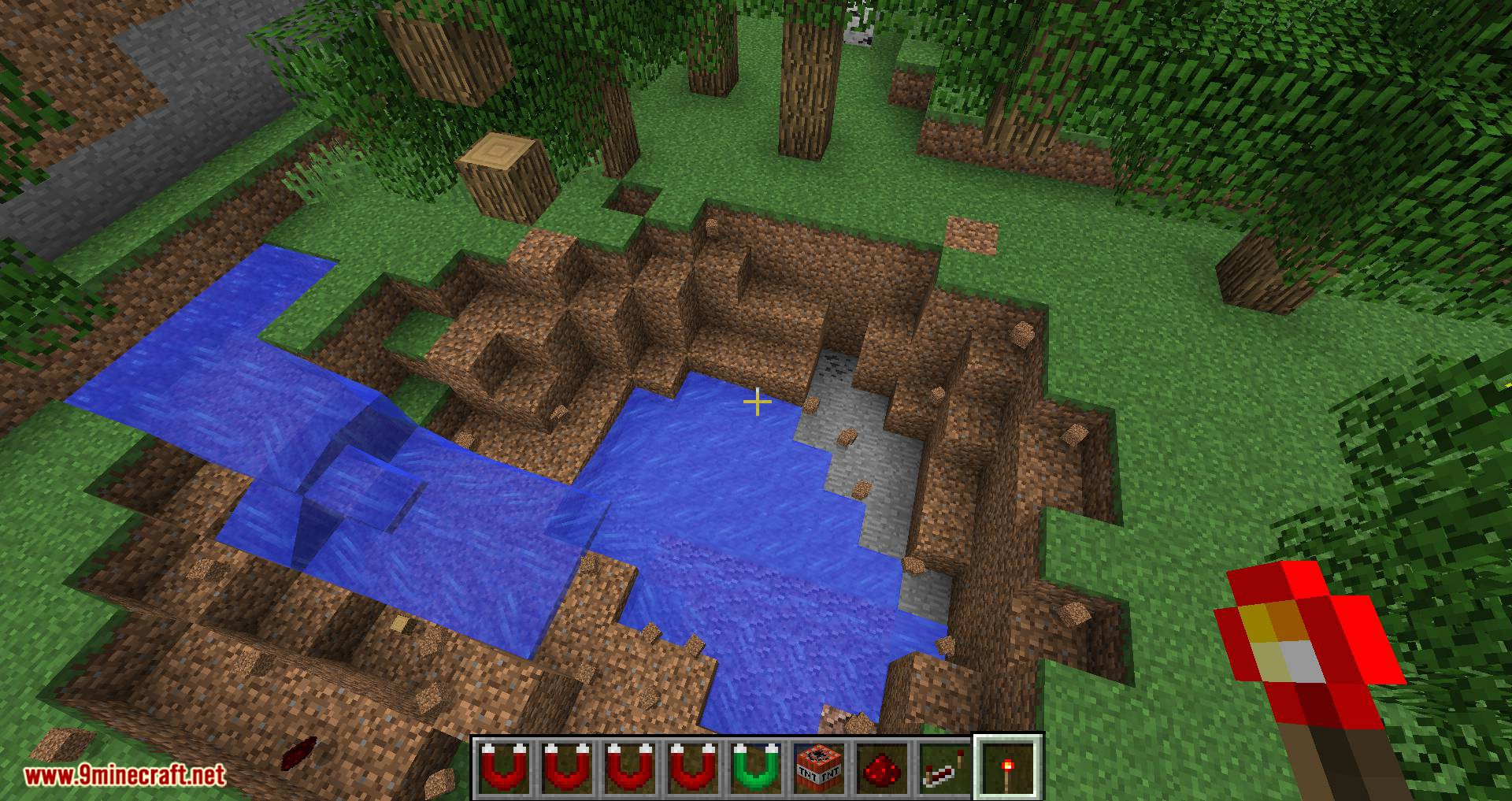Better Magnets mod for minecraft 04