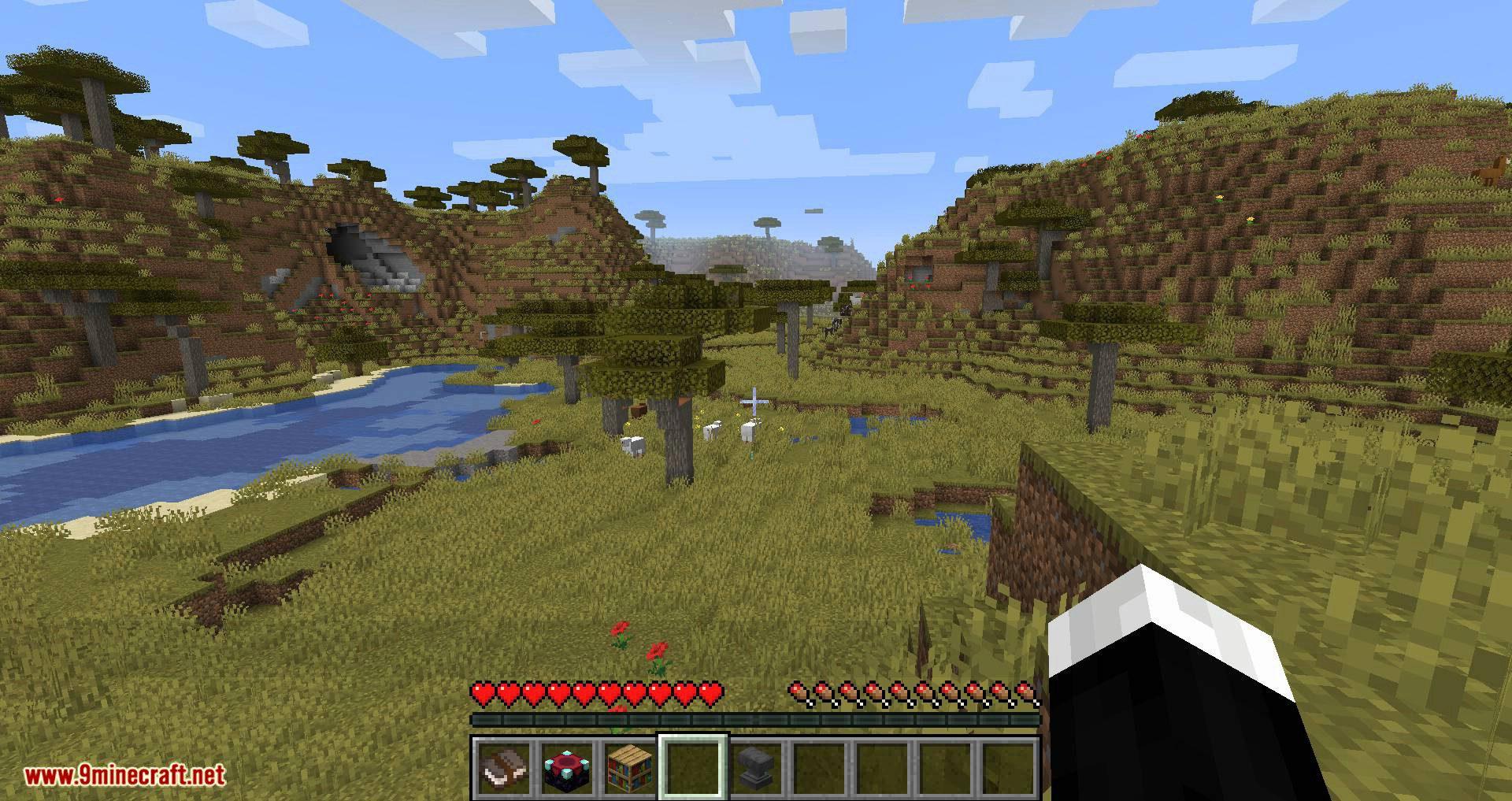 Better Trident Return mod for minecraft 02