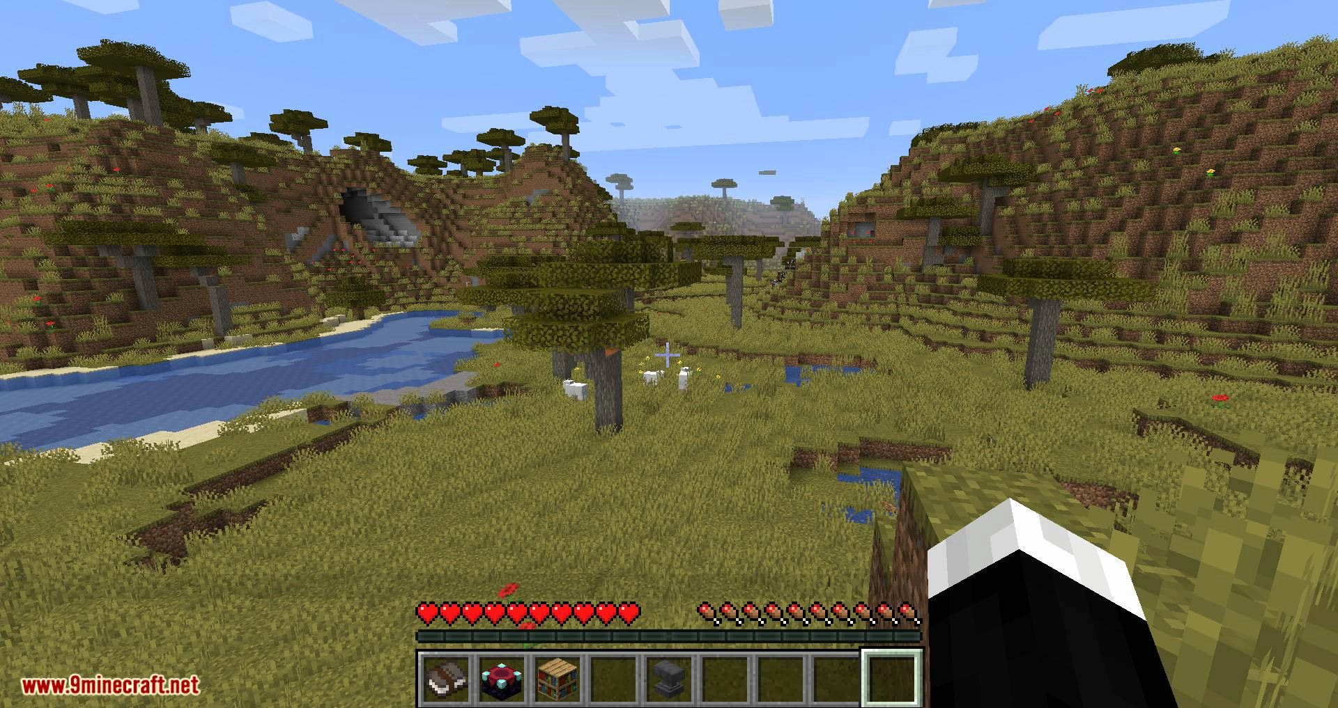 Better Trident Return mod for minecraft 04