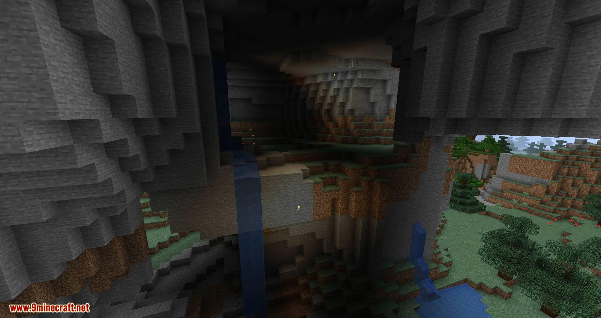 Canvas Renderer mod for minecraft 07