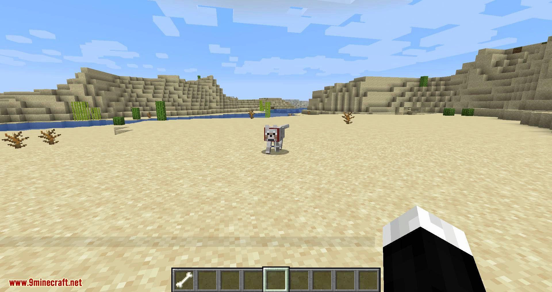 Collar Catcher mod for minecraft 03