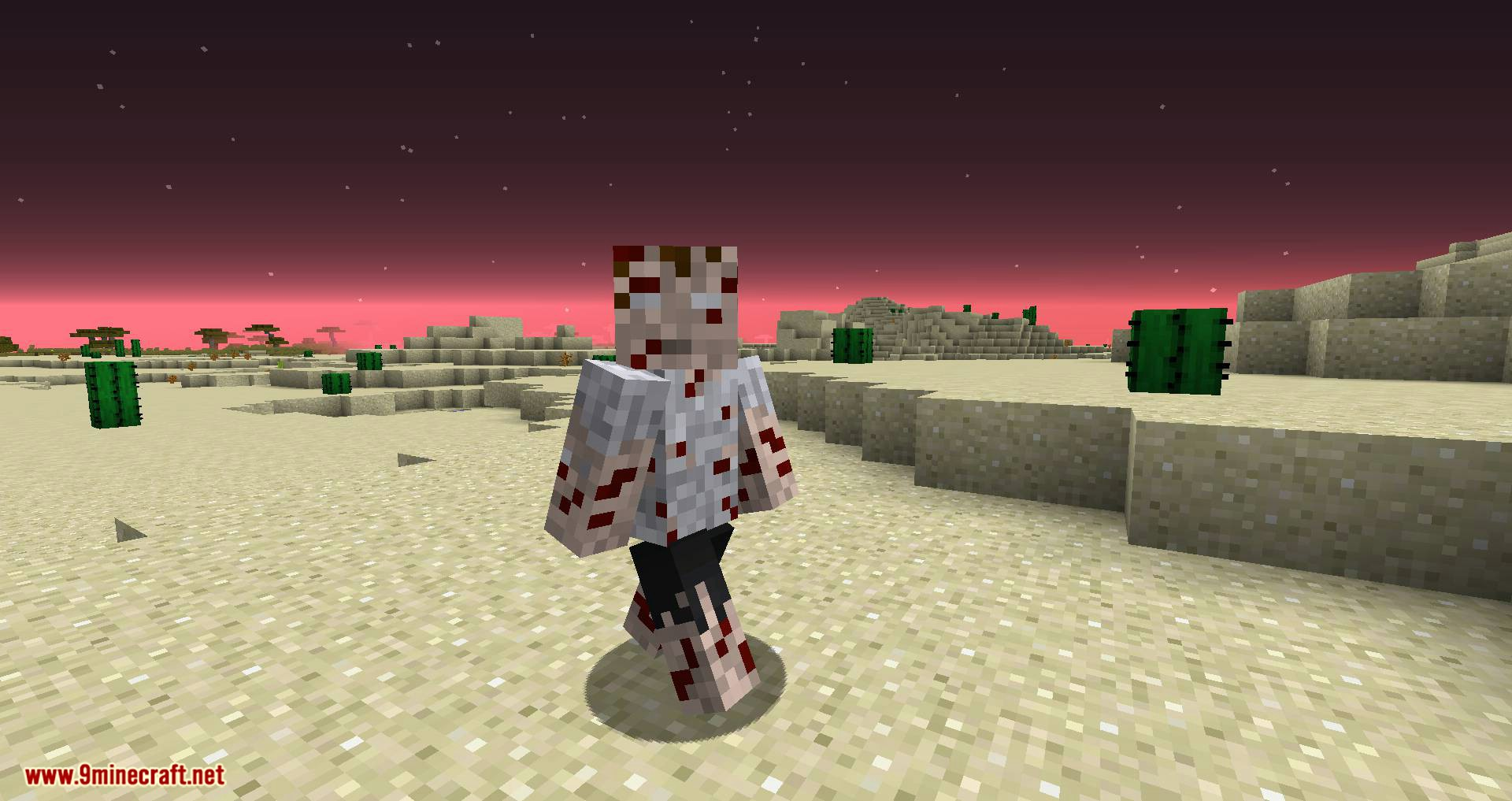 Criogonal_s Zombies Mod for minecraft 02