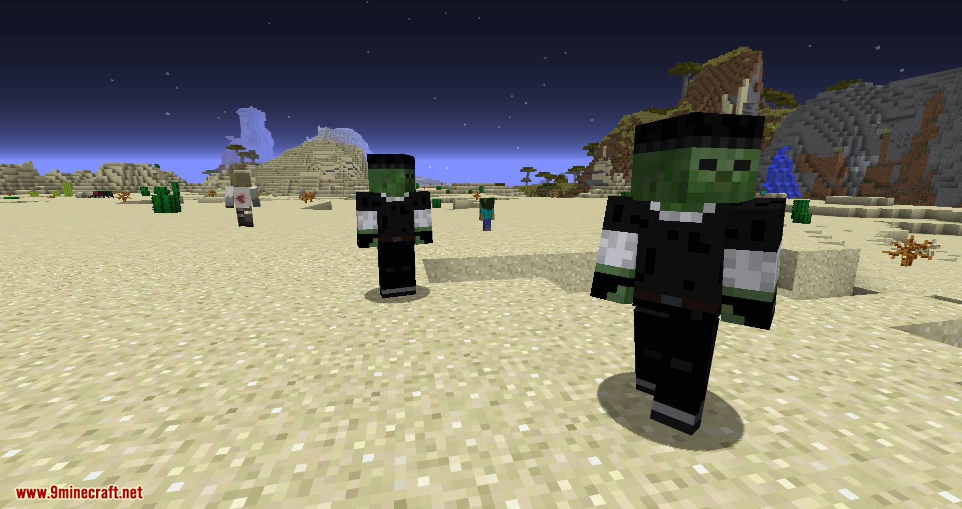 Criogonal_s Zombies Mod for minecraft 05